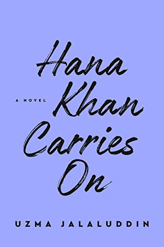 Book Cover: Hana Khan Carries On