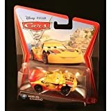 Toy / Game Disney / Pixar CARS 2 Movie 155 Die Cast Car #23 Miguel Camino ( Approximately 3 Inches Long )
