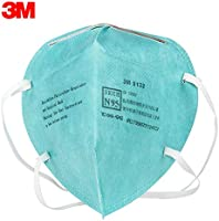 Mask Surgical N95 Particulate 30pcs 9132 Respirator 3m