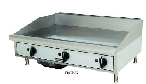 Toastmaster TMGM24 Manual Natural Gas 24'' Griddle