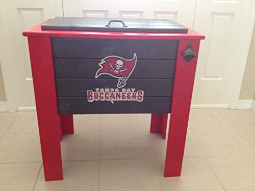 - Tampa Bay Buccaneer cooler stand