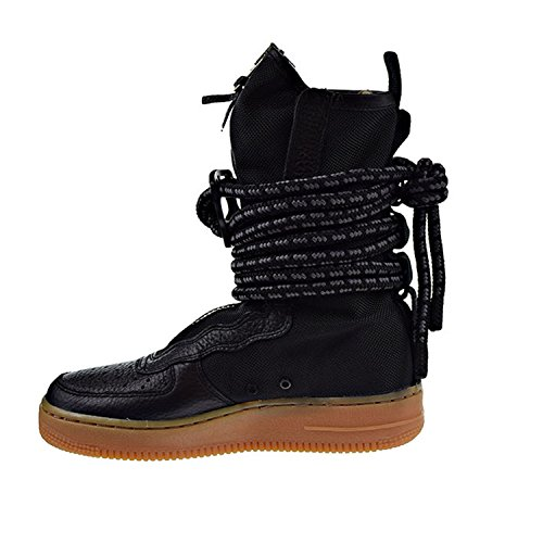 Af1 Sf Black Nike Brown Light Gum Women's Hi Shoes Black Gymnastics EAq6BqS