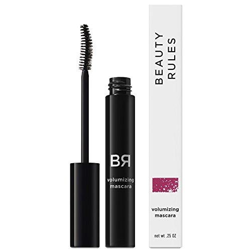 Beauty Rules Volumizing Mascara, Black, 0.25 Ounce