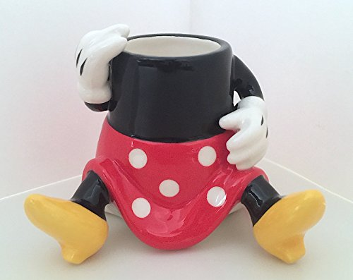 Disney Parks Minnie Mouse Figurine Ceramic Toothpick Holder NEW (Disney Ceramic Figurine)