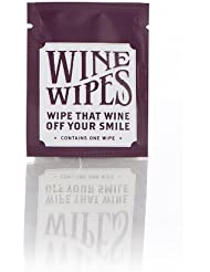 Wine Wipes Party Favors Pack Of 100 Individual Wipes