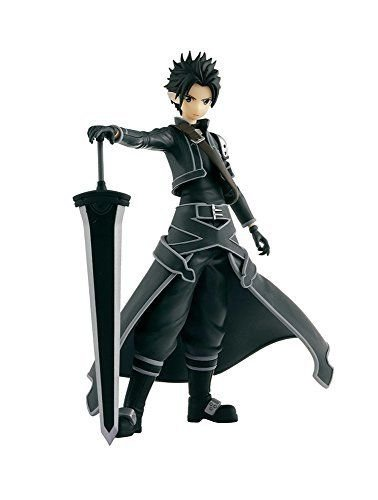 Banpresto Sword Art Online SQ Figure Kirito Fairy Dance A Action Figure