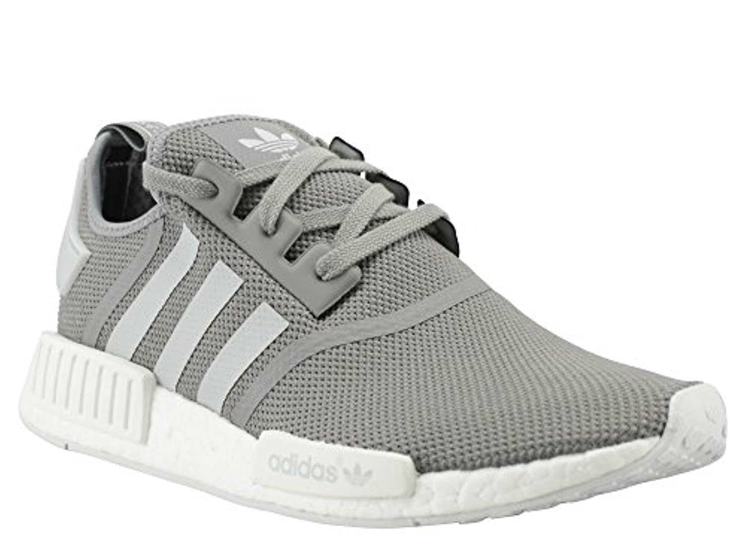 Adidas Mens NMD R1 Grey Trainer Size 8.5 UK