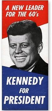 SELECT SIZE Kennedy for President Car Vinyl Sticker