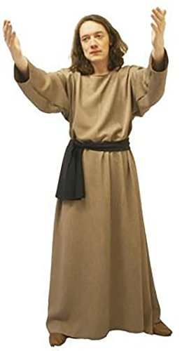 CL COSTUMES Nativity-Bible-World Book Day- Brown Disciple/apostle - All Children's sizes (Teen)]()