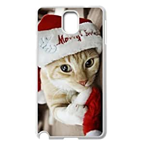 Custom For Case Samsung Note 4 Cover with Personalized Design Small cat