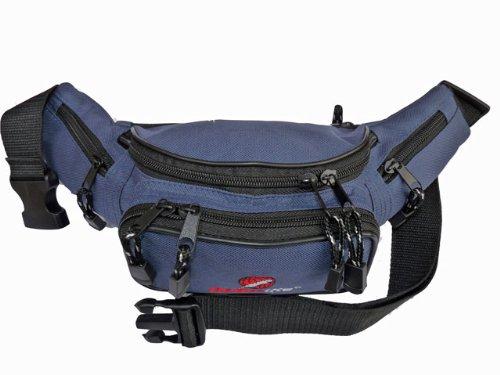 Riñonera Cintura Mochila Bum Bolsas up to 116.8cm cintura Roamlite RL12M - Azul Marino Azul Marino