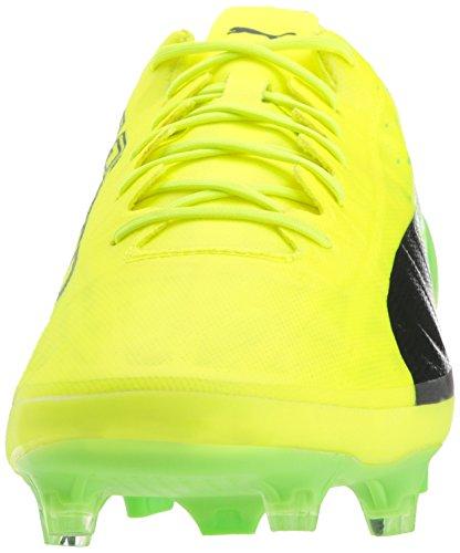 5 Geco verde puma Us Fg 9 Evospeed Calcio Scarpe Di Nero 17 Uomo Sl M Sicurezza Da Yellow wZ0gxqOz