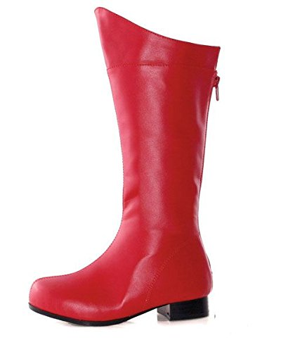 Ellie Shoes 212578 Shazam - Red Child Boots - Red - X-Large - 4-5 multi-colored 6jKJH33z