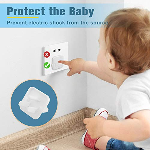 41UnFYAa%2BNL 16 Pack Cabinet Locks Baby Safety Kit, Child Safety Cabinet Locks, Baby Proofing Latches for Cabinets and Drawers, Toilet, Fridge & More. Adjustable Strap Size with Strong Adhesive    Product Description