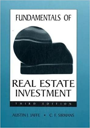 Fundamentals Of Real Estate Investment Downloads Torrent