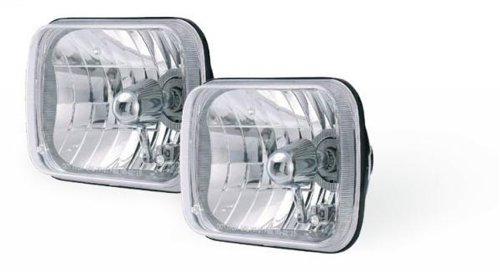 Rampage Jeep 5089927 Halogen Conversion Headlight Kit