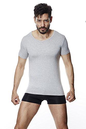 Mens Classics Modal Crew Neck T Shirt