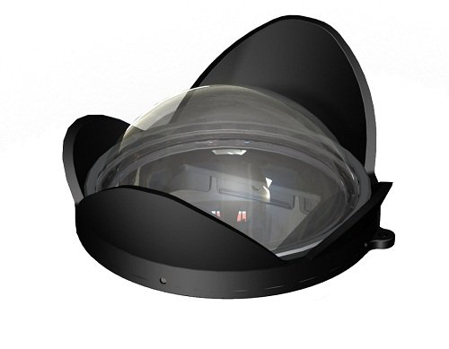 Fantasea Big Eye Lens Underwater Wide Angle Lens for all Fantasea F-series Housings