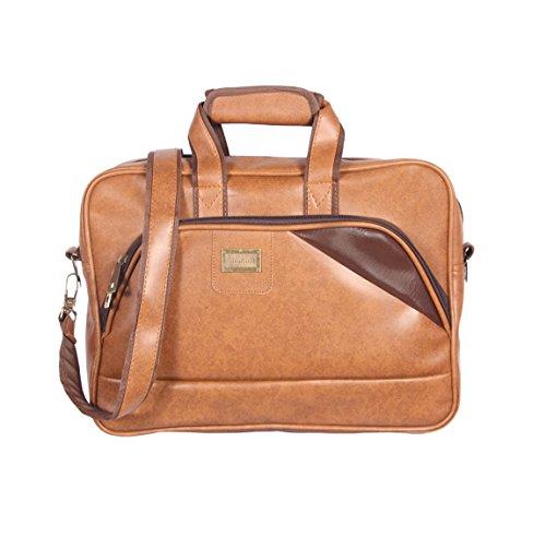 Handcuffs Men's Messenger Bag  Rust
