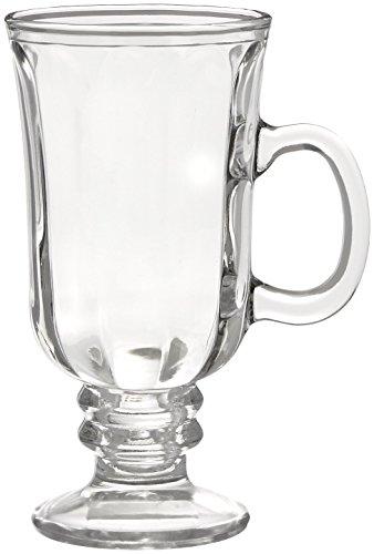 "Category Setter Optic Irish Coffee Mug Set of 6 8.5oz 2.9x3x6""h"