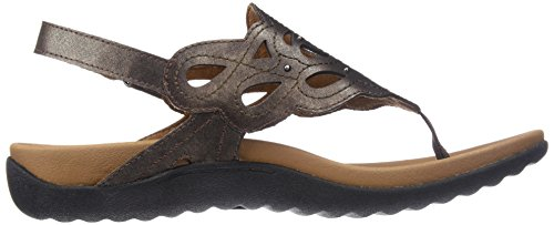Heeled Ridge Women's Bronze Rockport Sandal Bronze Sling O7twnxP