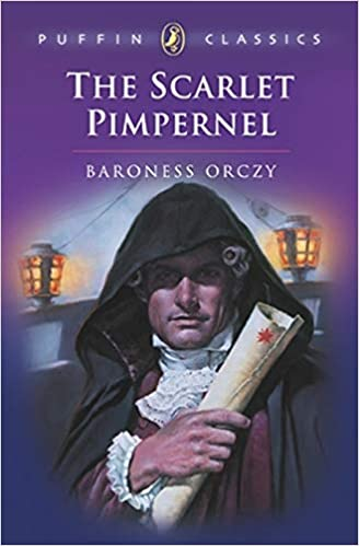 The Scarlet Pimpernel Puffin Classics Orczy Baroness 9780140374544 Amazon Com Books