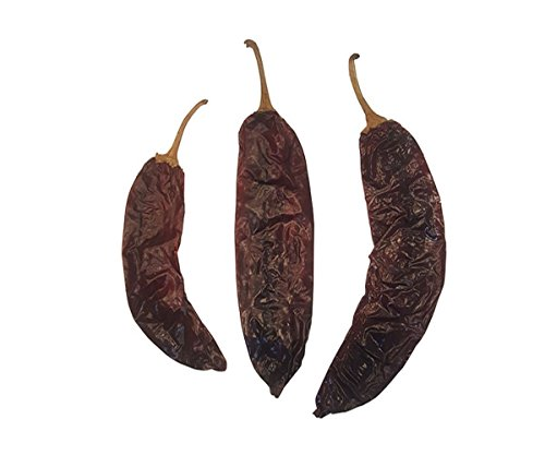 Dried Peppers 6 Pack Bundle - Ancho, Arbol, Guajillo, Pasilla, Chipotle, Cascabel Super Pack of Chiles by Ole Mission by Ole Mission (Image #6)