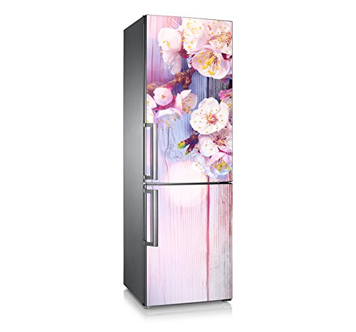 Vinilo para nevera | Stickers Fridge | Pegatina Frigo | Flor de ...