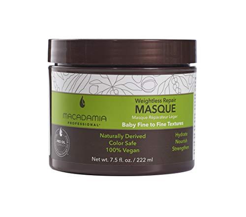 Macadamia Professional Weightless Repair Masque, 7.5oz