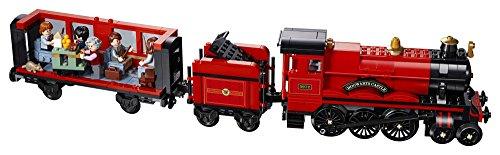 41UnNS0UjYL - LEGO Harry Potter Hogwarts Express 75955 Building Kit (801 Pieces)