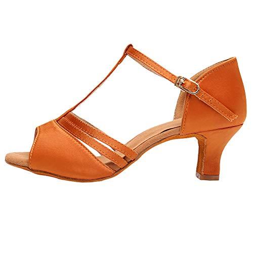 [해외]볼룸 댄스 신발 댄스 화 재즈 화 댄스 용품 힐 살사 탱고 재즈 레슨 실내용 연습용 신발 초보자 상급자 스탠다드 / Ballroom Dance shoes women`s Dance shoes jazz shoes Dance supplies heels Salsa Tango Jazz lessons indoor practice shoes beg...
