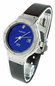 New Ladies Hublot Classic 1395.700E.1 Stainless Steel Date Watch + B&P