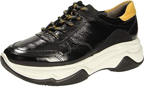 Paul Green Women's Low Sneaker Black