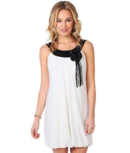 KRISP Mini Dress (Size UK 16/ US 12) (3565-CRM-16) -