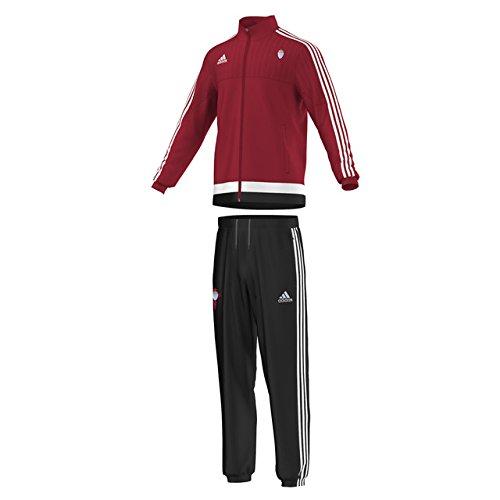 rojpot e bianco 2015 Tuta Adidas bambini Vigo 2016 Rosso tuta Bianco De per Celta Fc Owdwp6q0