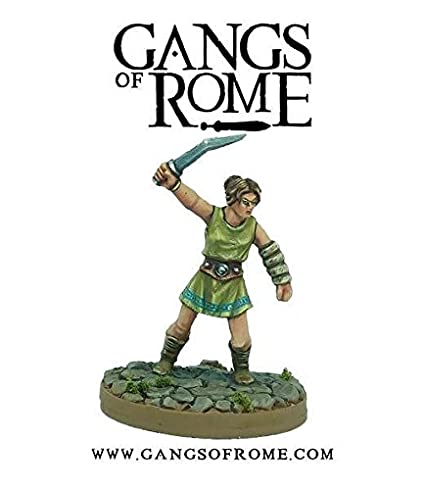 Amazon.com: Gangs of Rome: Fighter Sextus: Toys & Games