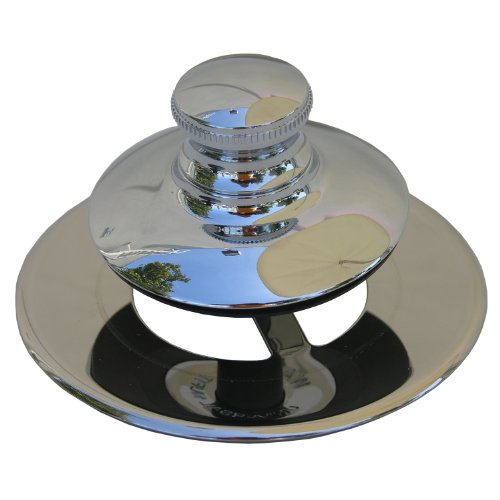Watco 48750-PP-CP Universal Bathtub Nufit Push-Pull Drain, -