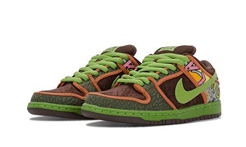 "Männer Nike Dunk Low PRM DLS SB QS ""De La Soul"" Skateboardschuhe - 789841 332 Multi"