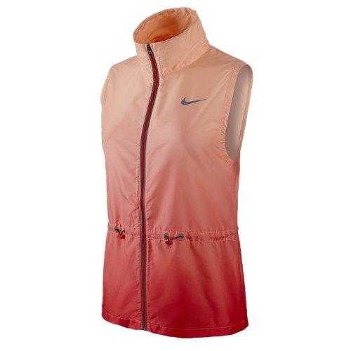 747766e48aa8 Amazon.com  Nike Womens Gradient Running Vest Blue (Small)  Sports ...