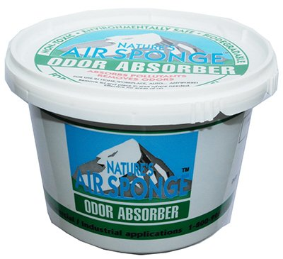 Nature'S Air Sponge Odor Absorber Unscented Plastic Tub 1 Lb. by Nature's Air Sponge