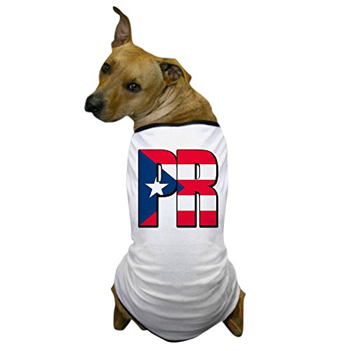 CafePress - Puerto Rican pride Dog T-Shirt - Dog T-Shirt, Pet Clothing, Funny Dog - Rico Sweater