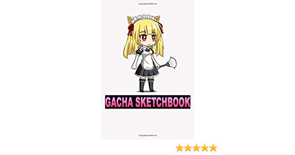 Gacha Sketchbook Unlined Notebook Large 6 X 9 Inches 100 Pages White Cover Multi Purpose Journal For Sketching Gacha World Or Manga The Softback Cover Which Helps Repel Liquids Animegirls Giftfor 9781659982886 Amazon Com Books