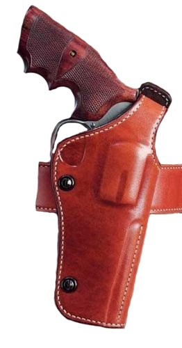 Galco Pistol Holsters (Galco PHX106 Dual Position Phoenix Gun Holster for S&W L FR 686, Right, Tan)