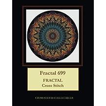 Fractal 699: Fractal Cross Stitch Pattern