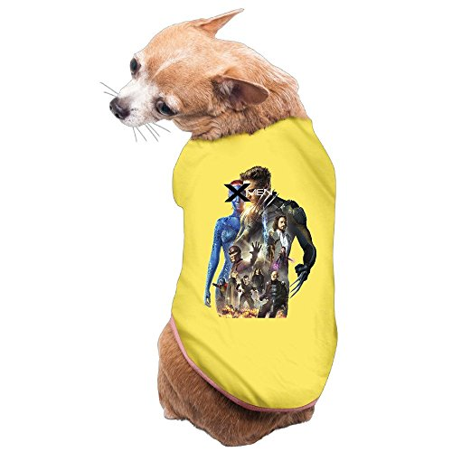 [Greenday Future Day X Movie Cool Doggy Pets Costumes Size M Yellow] (Diy Dog Ninja Turtle Costume)