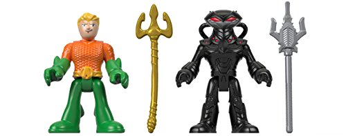 Fisher-Price Imaginext DC Super Friends, Aquaman & Black Manta