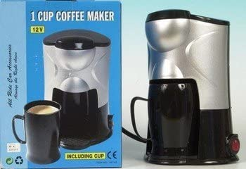 Cafetera 24 V para conexión de encendedor de coche, diseño de taza, diseño de camión: Amazon.es: Hogar