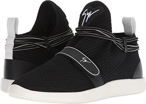 Giuseppe Zanotti Men's Singles Single Bar Mid Top Sneaker for sale  Delivered anywhere in USA