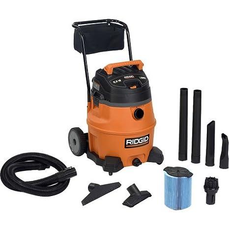 Amazon.com: Ridgid 31693 WD1851 16 Gallon 6.5 HP ...