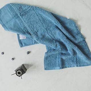 WLLLO Pure Color Algodón de Lavado doméstico, Toalla para Adultos, Algodón Absorbente de Agua, Baño Suave, Toalla de Secado rápido, 70X140Cm Blanco